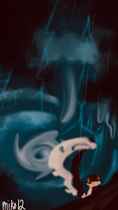 June 12: Typhoon  by miko-twelve