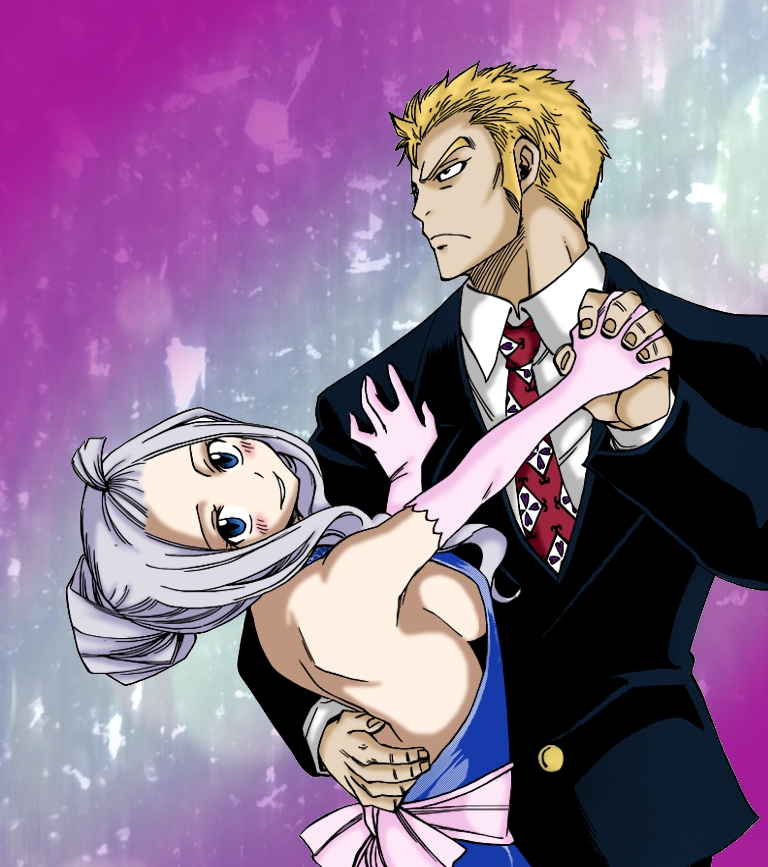 mirajane and laxus relationship questions