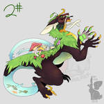 EMOJI ADOPT #2: Great Japanese Island Spirit CLOSE