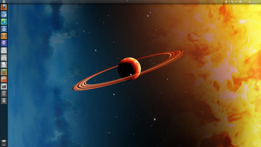 My Ubuntu Desktop Wallpaper 2 By Qitarist On Deviantart