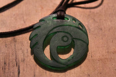 Shadow of the Tomb Raider - PENDANT by Ethlaine