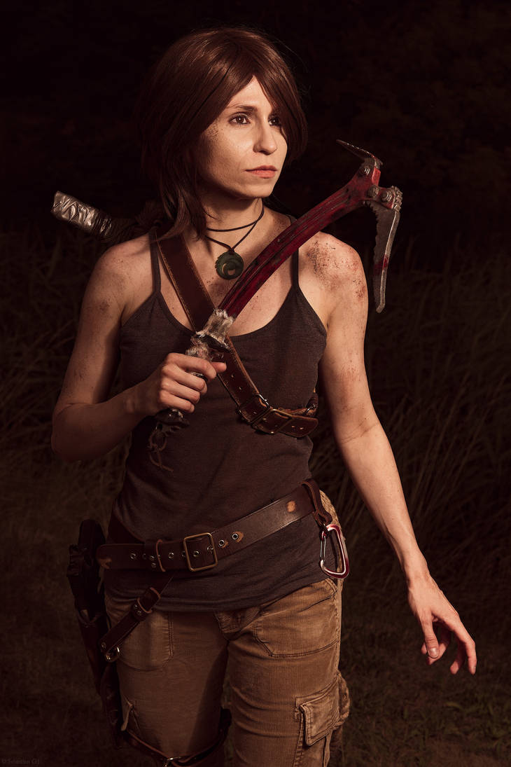 Lara Croft by Ethlaine
