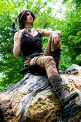 Lara Croft II by Ethlaine