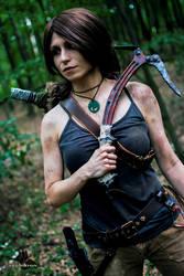Lara Croft IV by Ethlaine