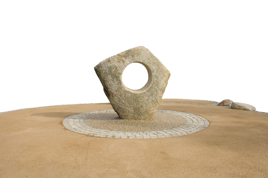 Stone001 - cutout .png by akio-stock