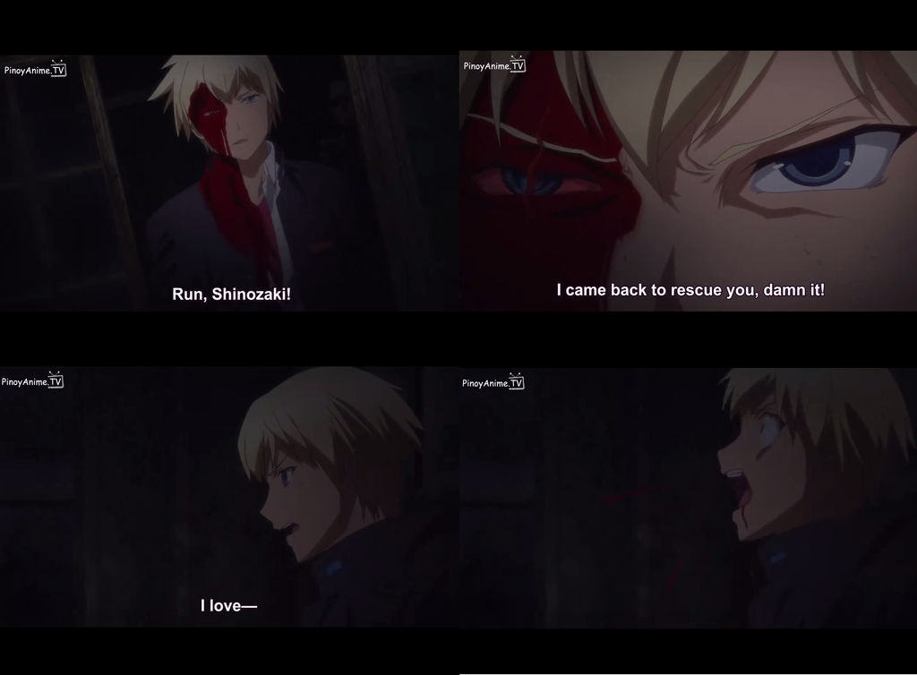 Corpse Party Yoshiki S Last Moments By Zeldaxvocaloidxx On