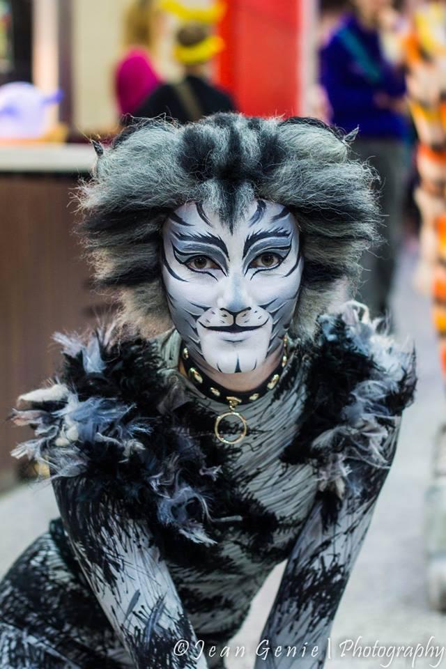 Munkustrap Costume - Jean Genie Photograhpy by Amanika
