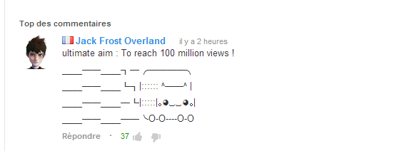 Simple Nyan Cat  To Reach 100 Million Views  By JackFrostOverland On
