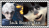 Stamp - JackRabbit / JackBunny fan by JackFrostOverland