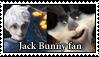 Stamp - JackRabbit / JackBunny fan by JackFrostOverland