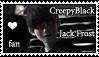 Stamp - CreepyBlack Jack Frost fan by JackFrostOverland