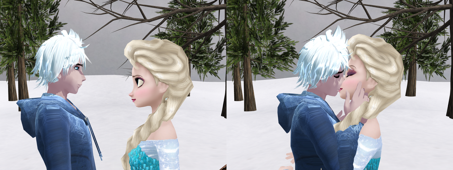 Jack frost x elsa kiss time by lordblacktiger666 on deviantart jack frost x elsa kiss time by lordblacktiger666 thecheapjerseys Choice Image