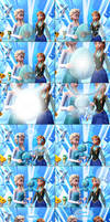 MMD Frozen-PKMN Comic - Mom Elsa