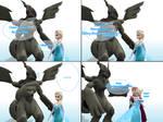 MMD FrozenPKMN Comic - A world without...