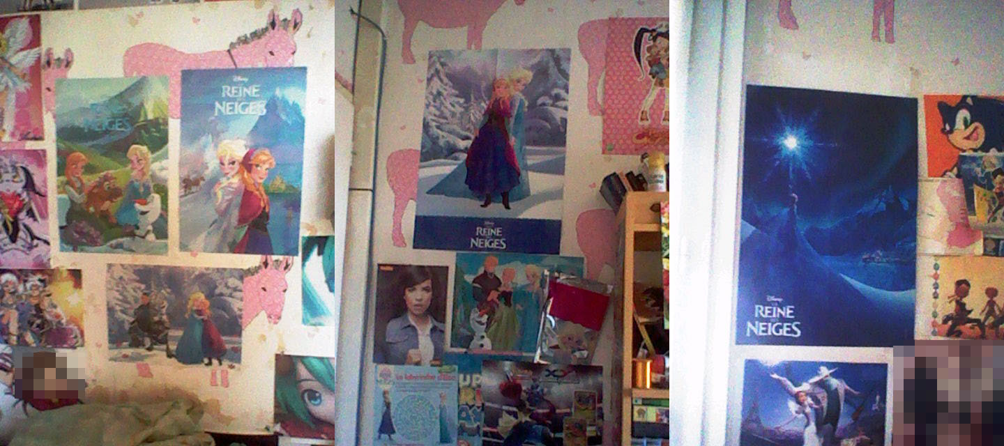 Disney Frozen collection No.1 - Posters by JackFrostOverland