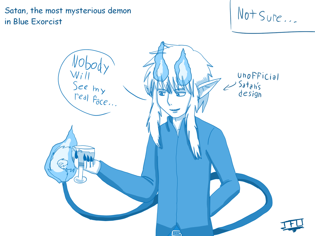 Blue Exorcist - Satan the most mysterious demon by ...