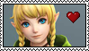 Stamp - Linkle fan by LordBlackTiger666