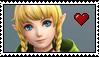 Stamp - Linkle fan by JackFrostOverland