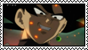 Stamp -DragonBall Super- Black Goku by LordBlackTiger666