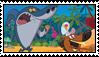 Stamp - Zig and Sharko fan by JackFrostOverland