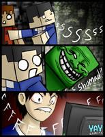 MineCraft - Sssssss by EnterMEUN