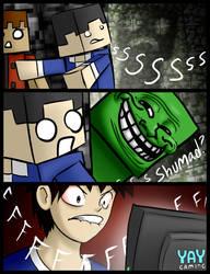MineCraft - Sssssss