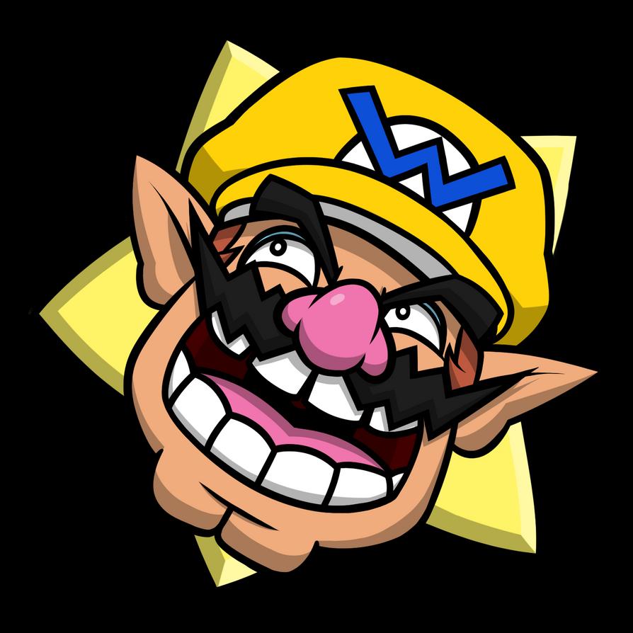 Mario Party - Wario Party Star by EnterMEUN