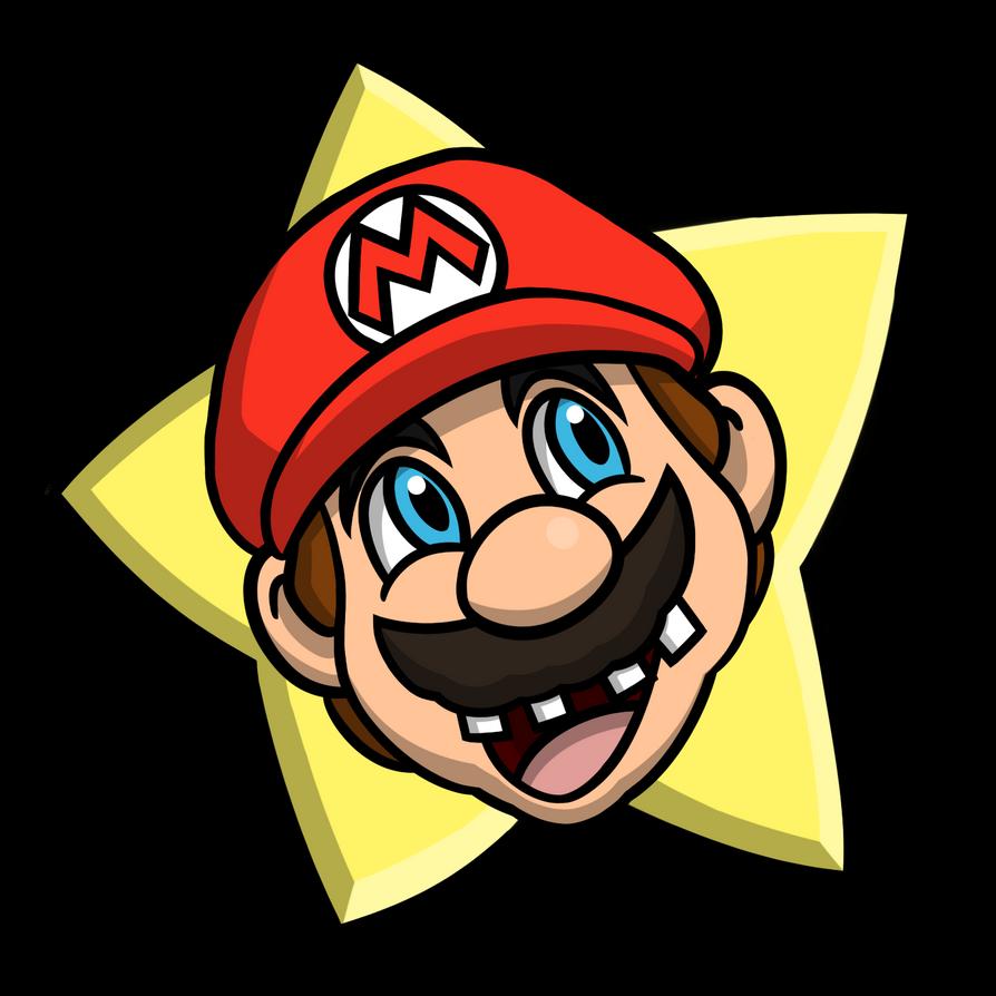 Mario Party - Mario Party Star by EnterMEUN