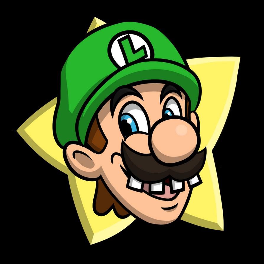 Mario Party - Luigi Party Star by EnterMEUN
