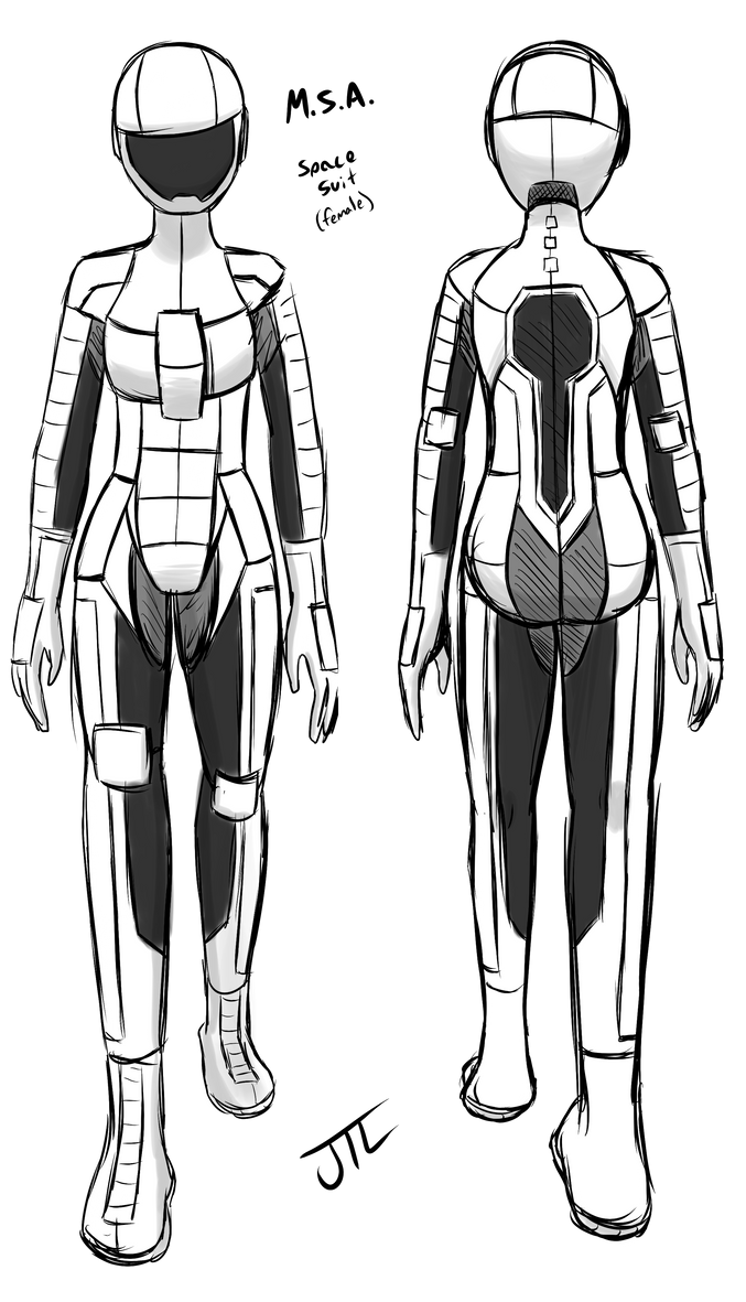 Rdwj m s a space suit female by entermeun on deviantart for Female space suit