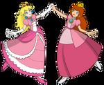 Mario - Princess Peach Toadstool Ver.2