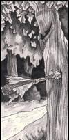C6:Tree Arrow Azamar interior by DragonPress