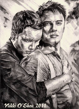 Torchwood Lovers Pencil