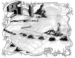 Enchanted Boy - Ink by DragonPress