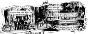 Bards Comic Relaunch Strip 54 by DragonPress