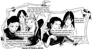 Bards Comic Relaunch Strip 55 by DragonPress