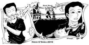 Bards Comic Relaunch Strip 56 by DragonPress