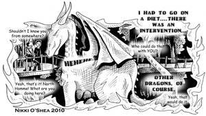 Bards Comic Relaunch Strip 57 by DragonPress