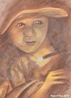 Watercolor WIzard by DragonPress