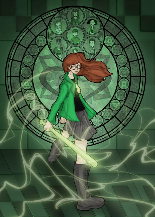 Magic is Green