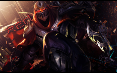 Zed The Master of Shadows by Seeker-Design on DeviantArt