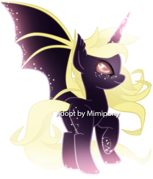 Offer to Adopt : Pony Succubus {closed} by MimiPony