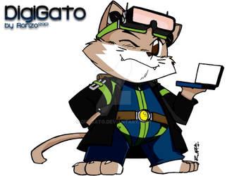 DigiGato... by Ronzo