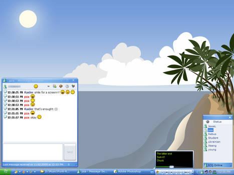 Just another desktop