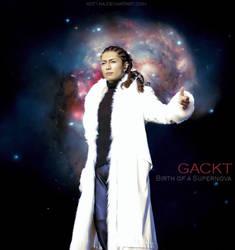 Gackt - Birth of a Supernova by Kot1ka