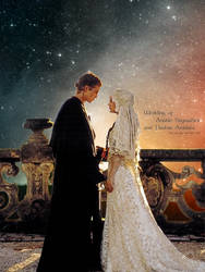 Wedding of Anakin and Padme by Kot1ka