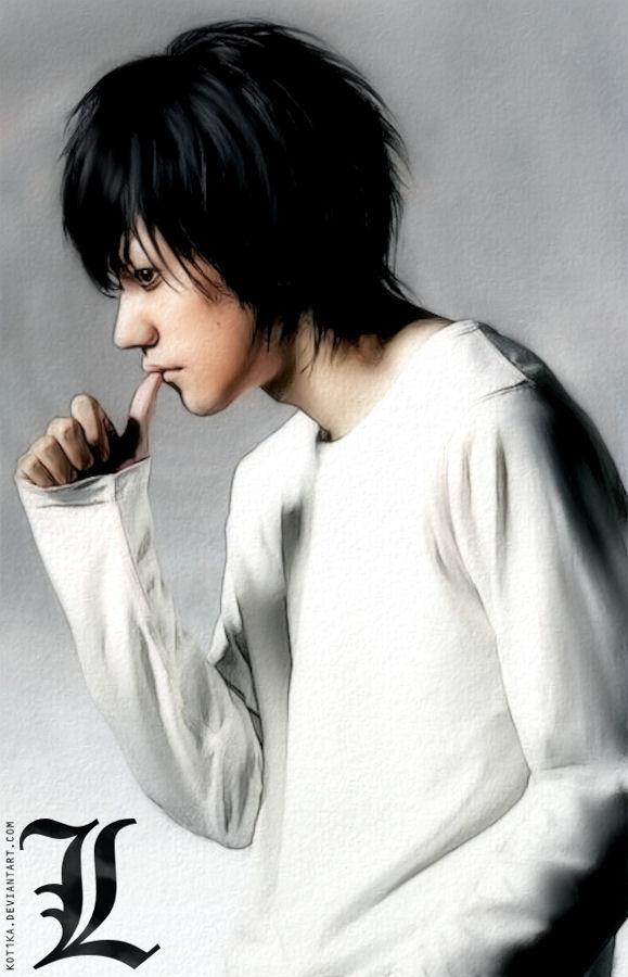 Matsuyama Kenichi - L by Kot1ka