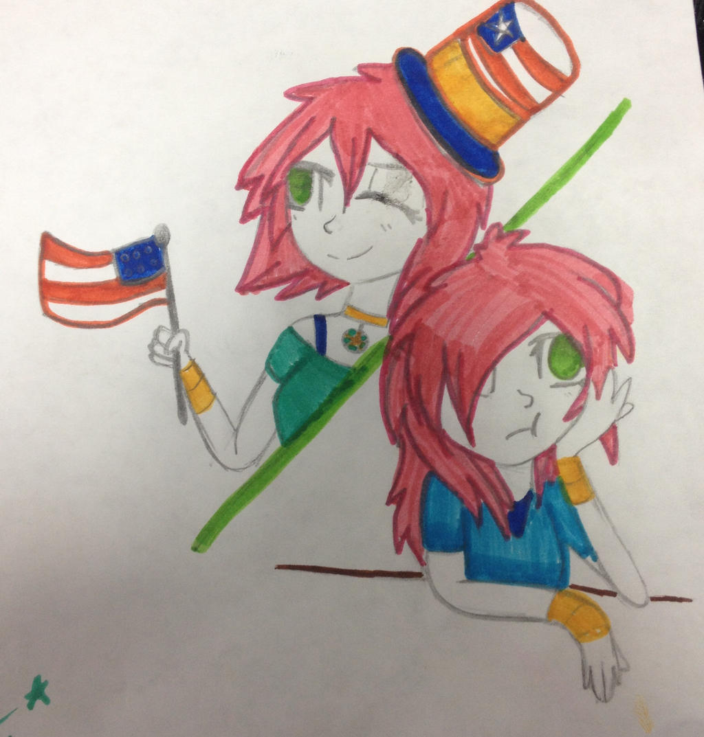 Party In The USA by veeeester400