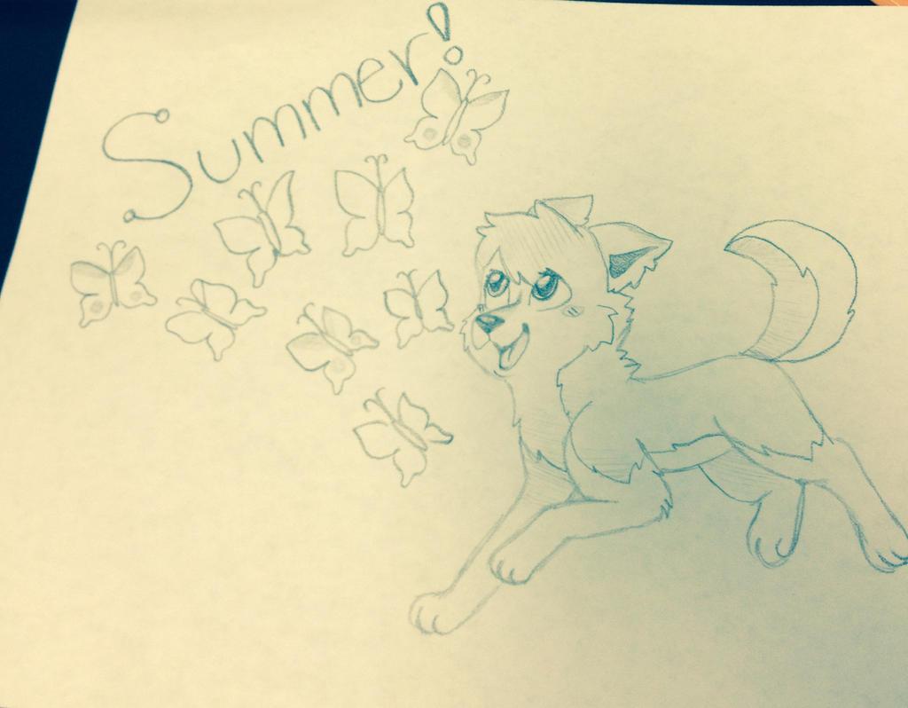Summer's Here! by veeeester400