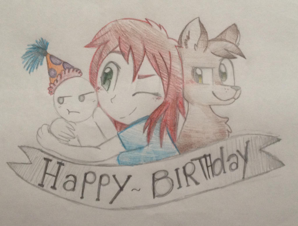 It's My Birthday~ by veeeester400